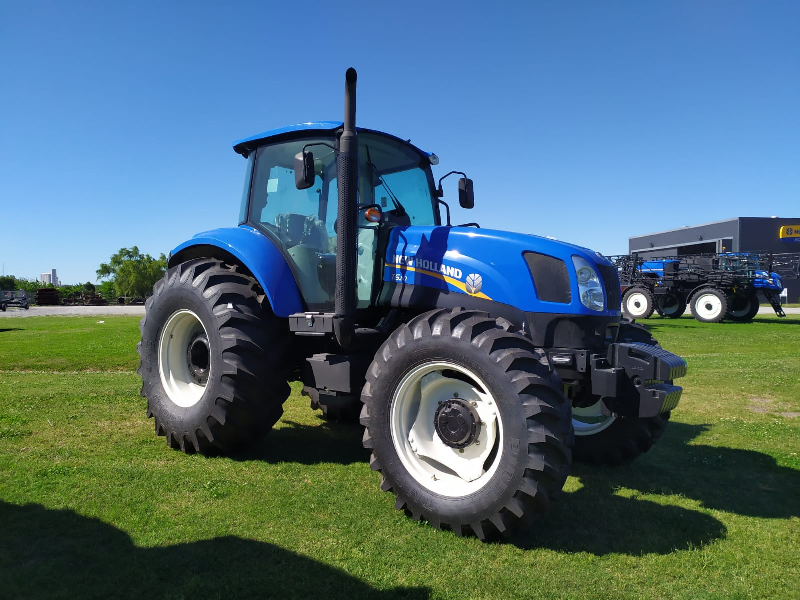 NEW HOLLAND T6.110